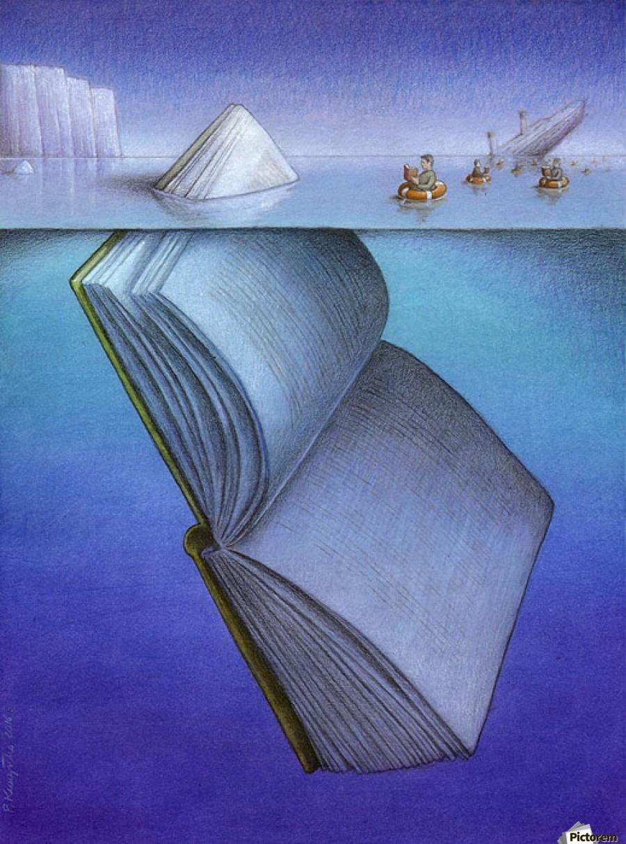 iceberg  imprimons