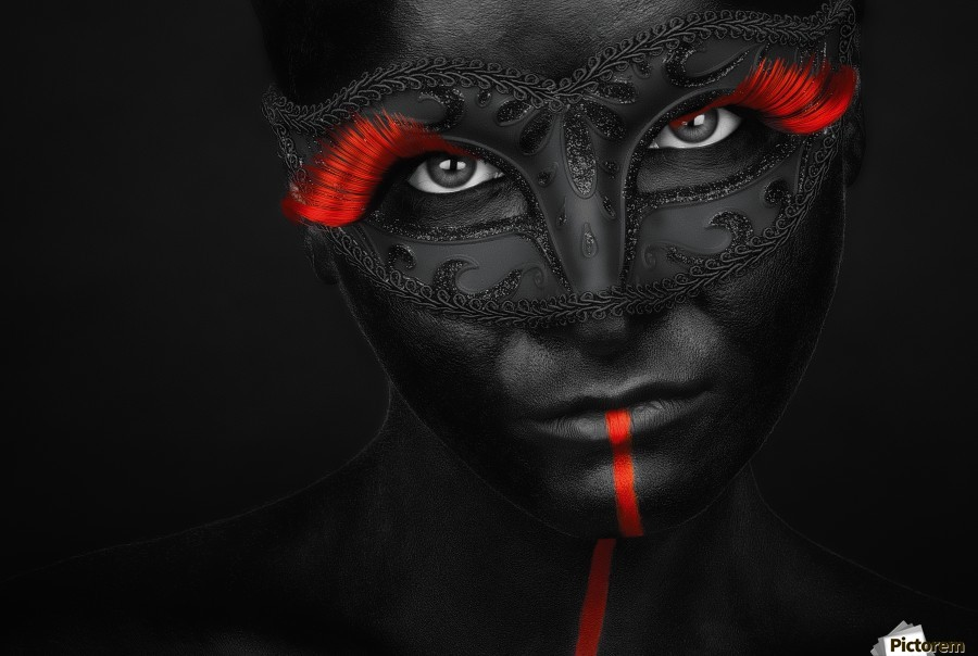 Dark passion  Print