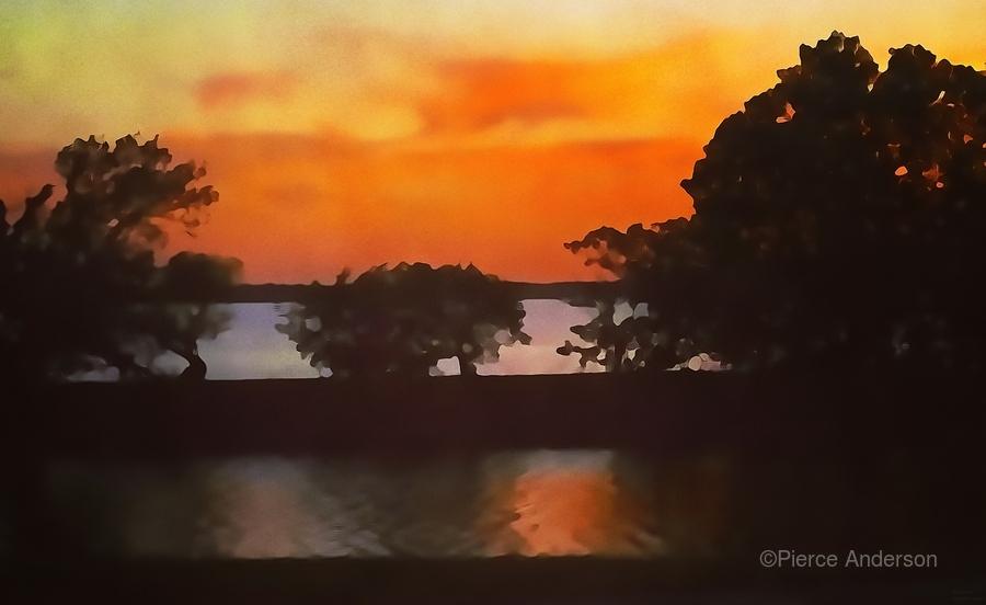 Tranquil Sunset  Print