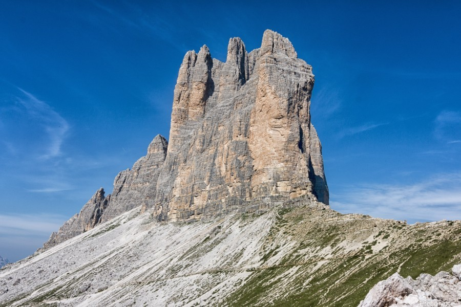 Three peaks of Lavaredo  Print
