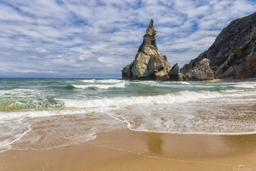 Praia da Ursa  Print