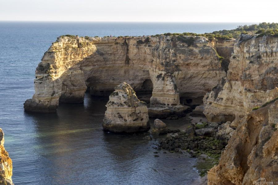 Praia de Marinha  Print
