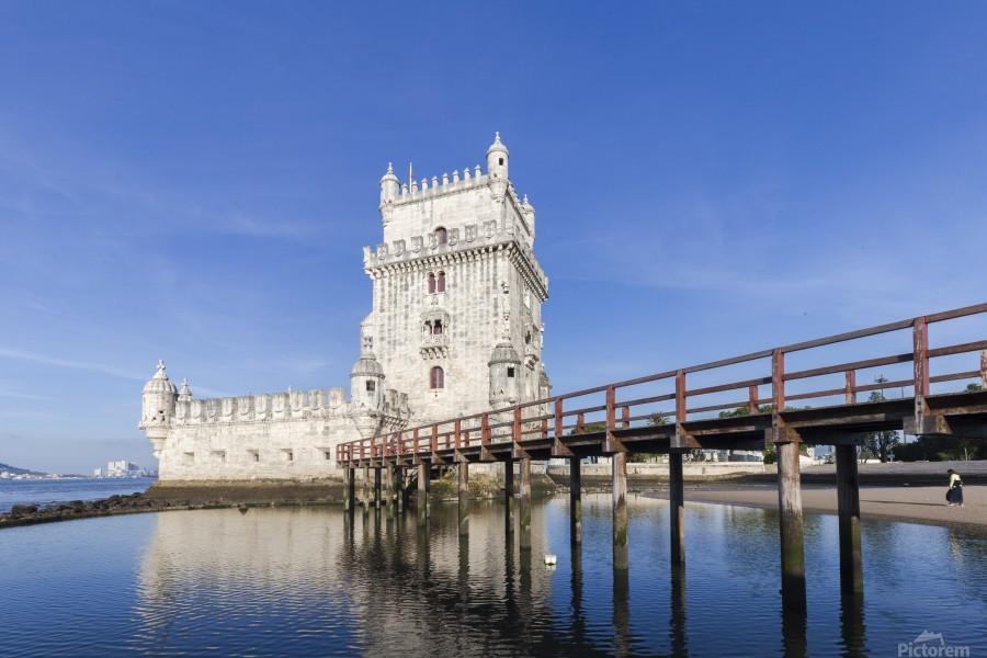 Torre de Belem  Print
