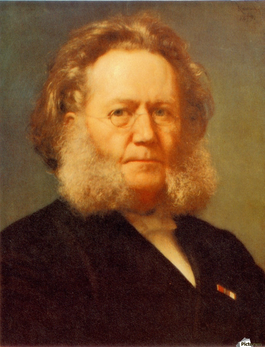 a biography of henrik ibsen a norwegian writer Henrik ibsen is the world's most frequently performed dramatist after william shakespeare, and the founder of modern theater he was a norwegian poet, playwright, and essayist he was born march 20,1828, in skien, norway.