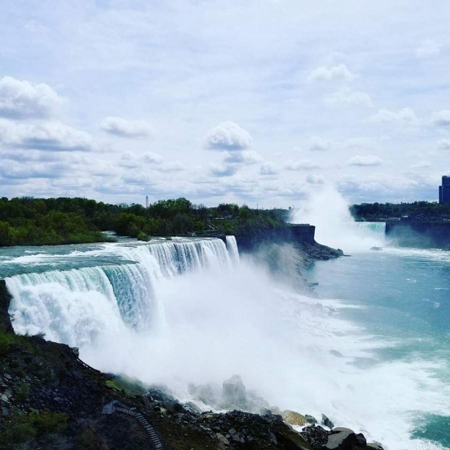 Niagara  Print