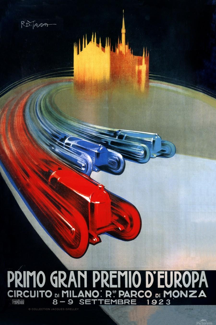 Circuito Monza : Acquista adesivo stickers circuito pista monza auto e moto decal