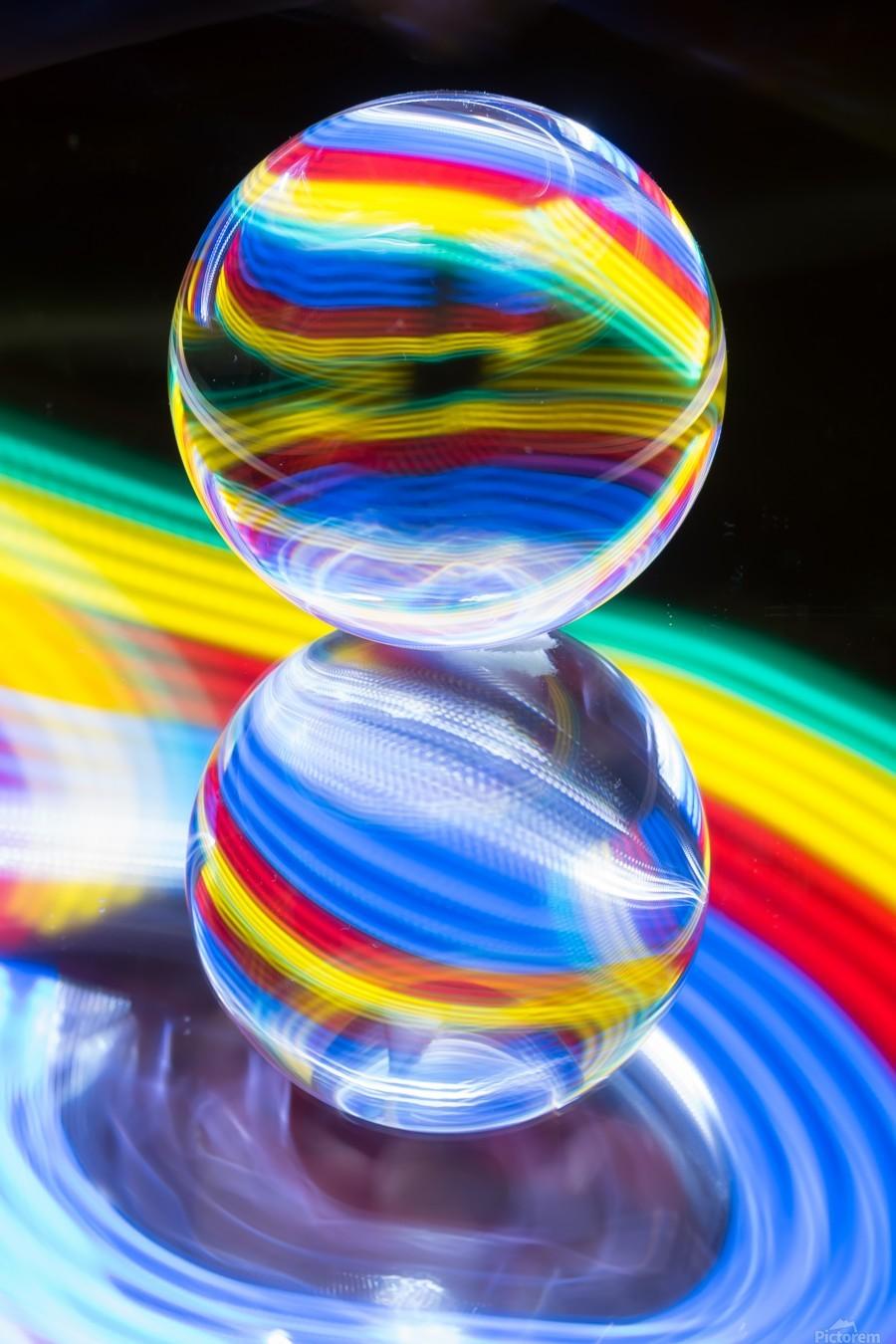 Crystal Ball  Print