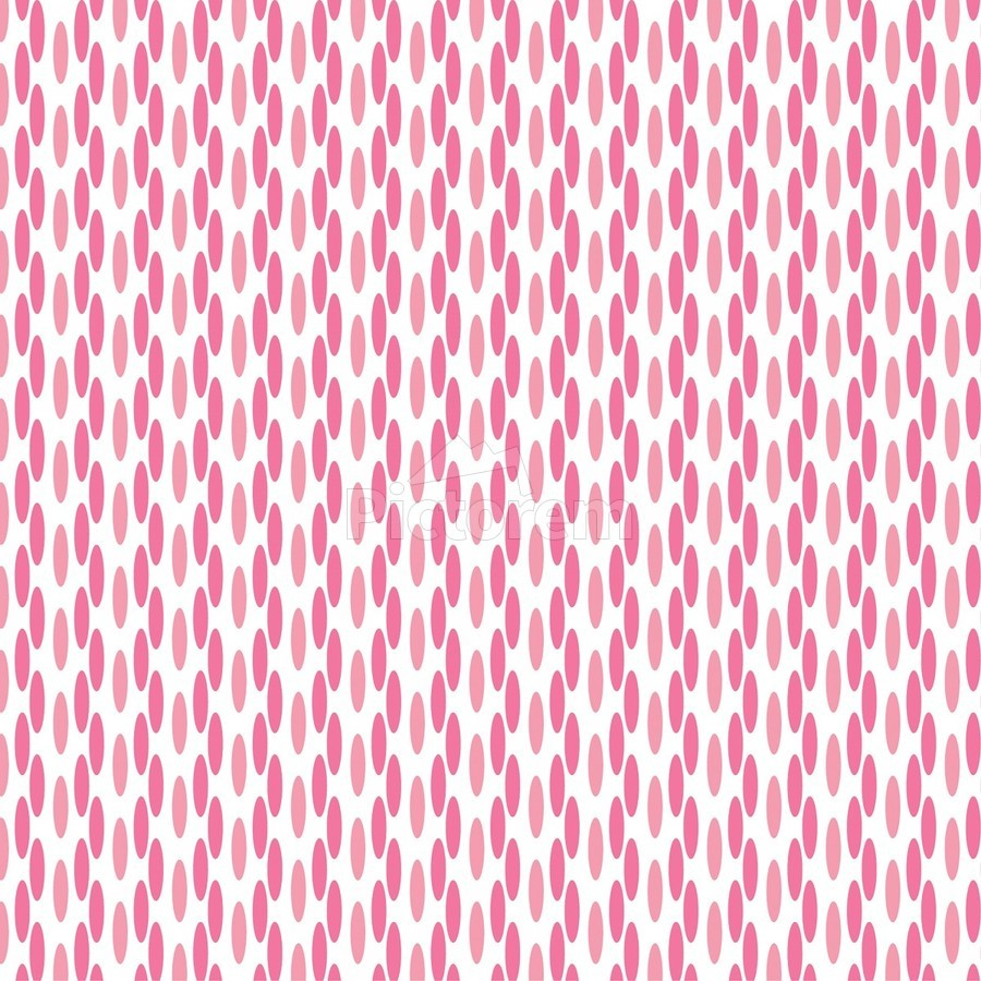 Pink Seamless Pattern Artwork  Print