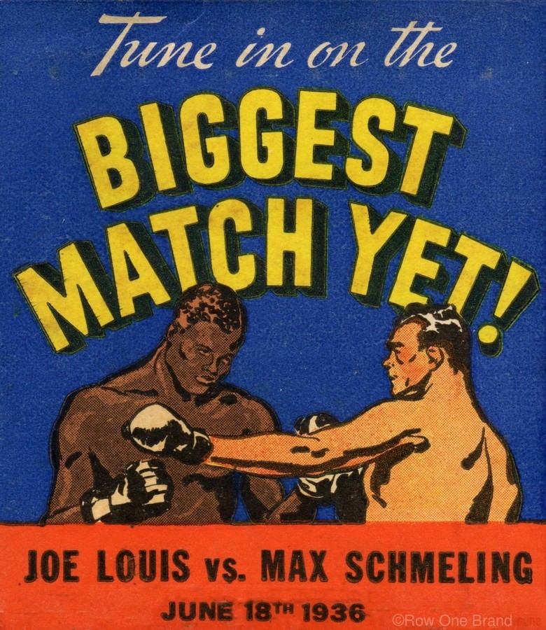 1936 Biggest Match Yet  Print