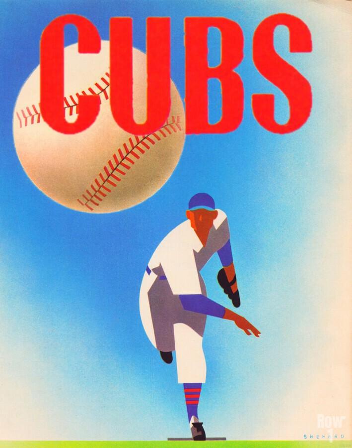 Cubs  Print