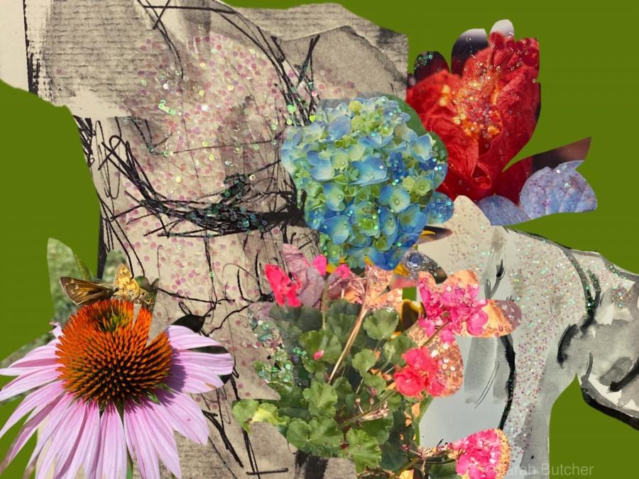 flowersandflex  Print