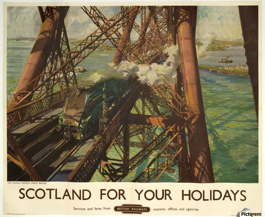 Scotland for your holidays  Print