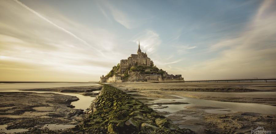Tides of Normandie  Print