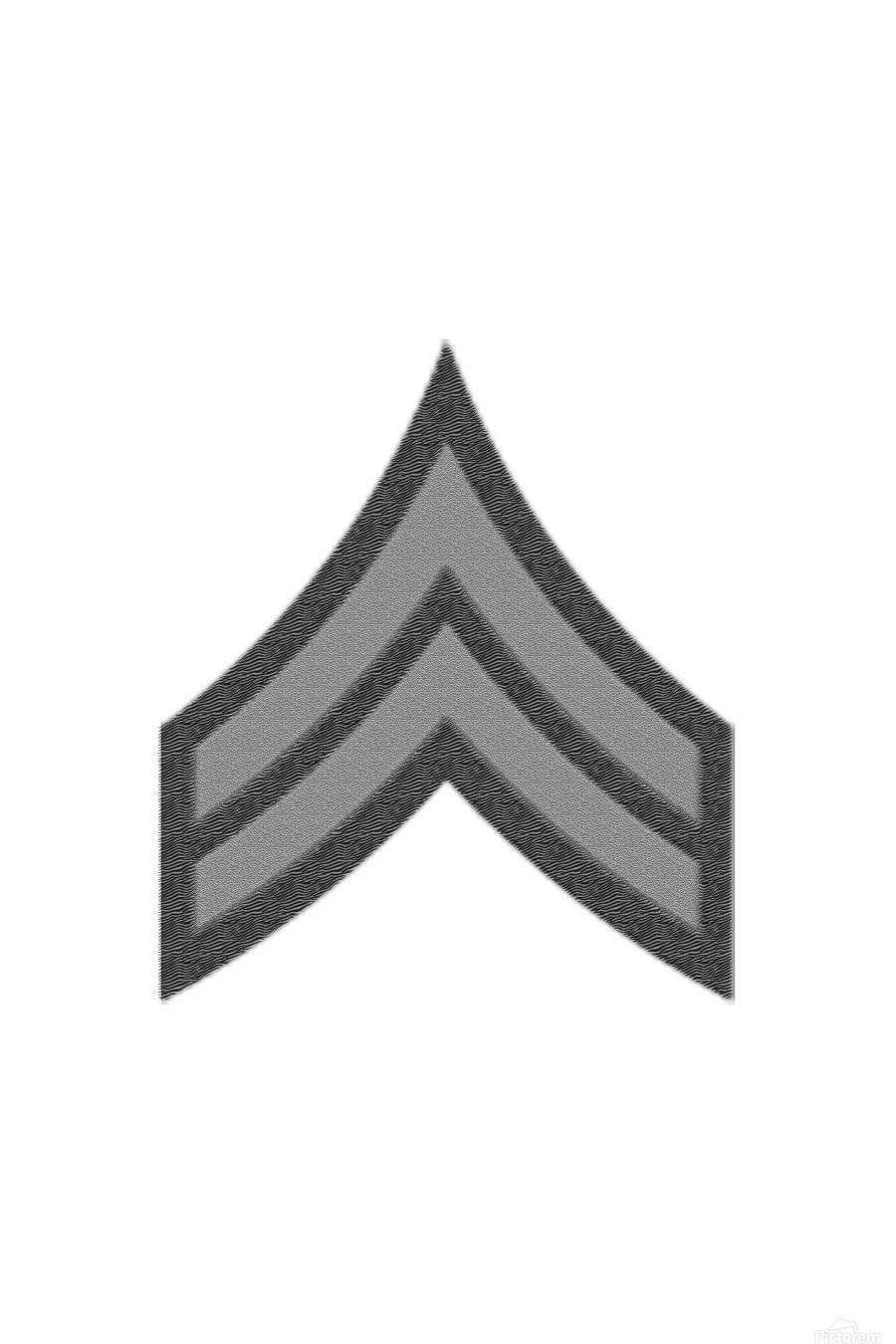 Corporal  Print