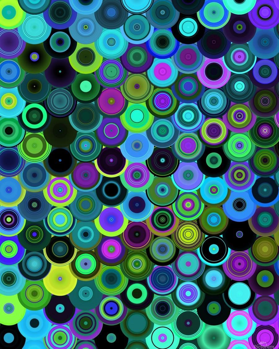 generated_Glitch43  Print
