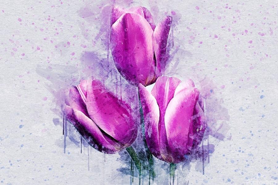flowerz  Print
