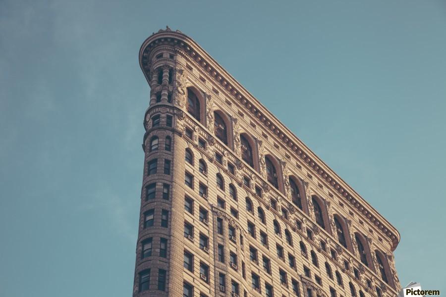 New York Flatiron Building 2  Print
