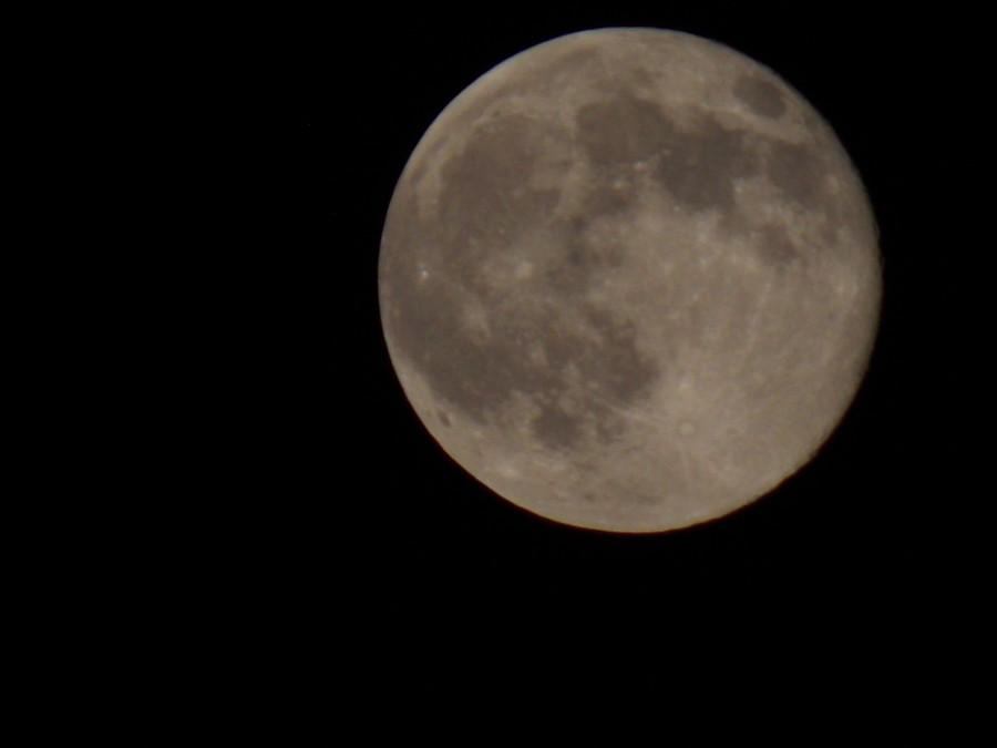 Super Moon 4  Print