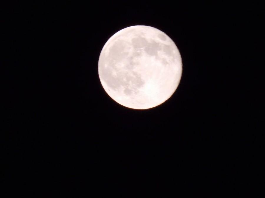 Super Moon 3  Print