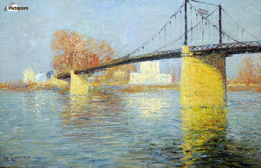 The Banks of the Seine, Triel  Imprimer