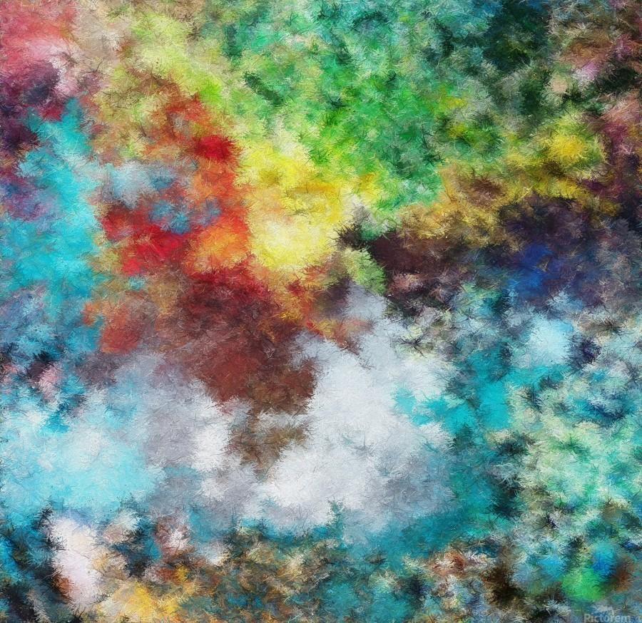 Parturition of Light  Print