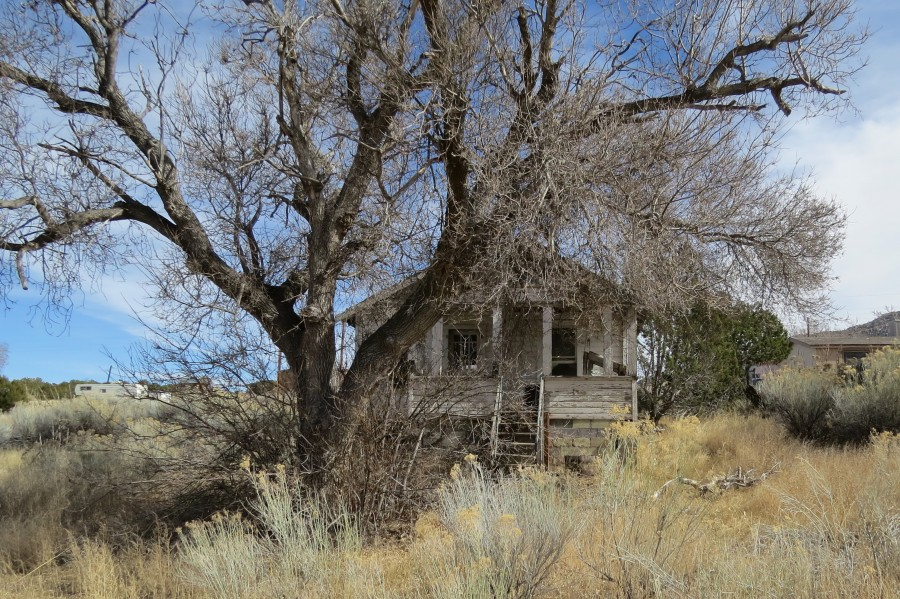 Turquoise Trail - This Old House 1VP  Print
