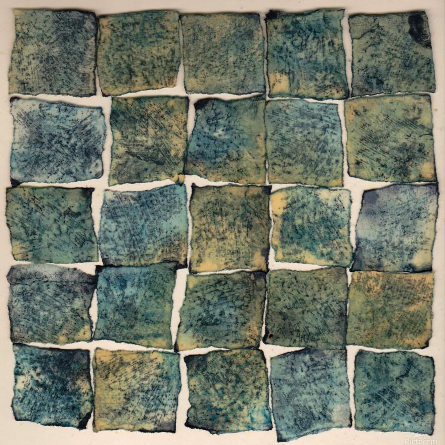 Square massy 5 - Abstract Photo  Imprimer