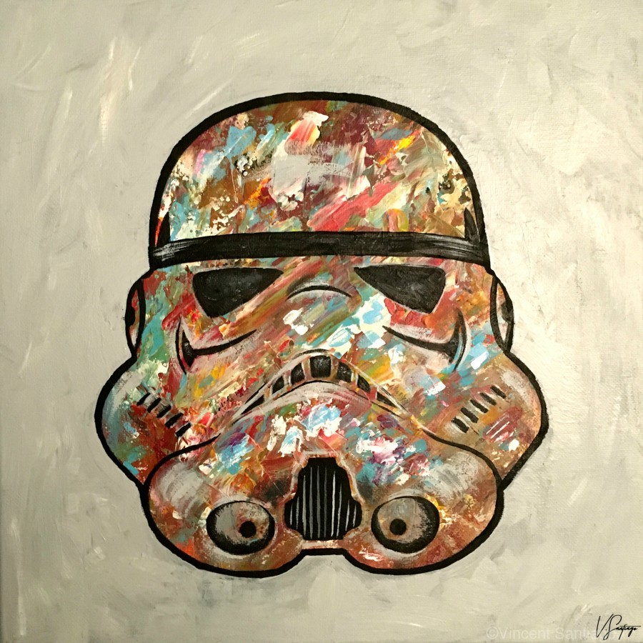 Storm Trooper  Print