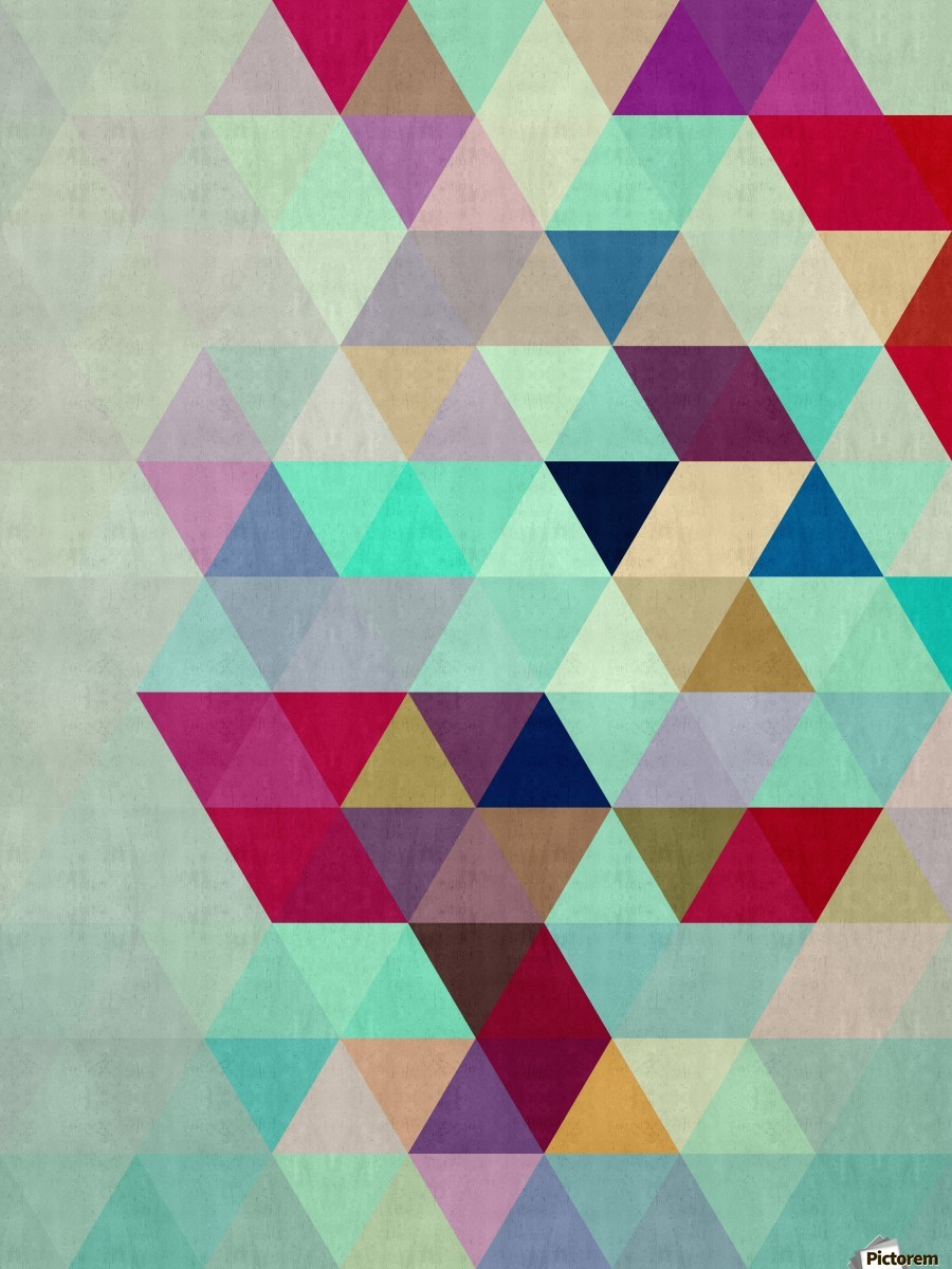 Cosmetic triangles IV  Print