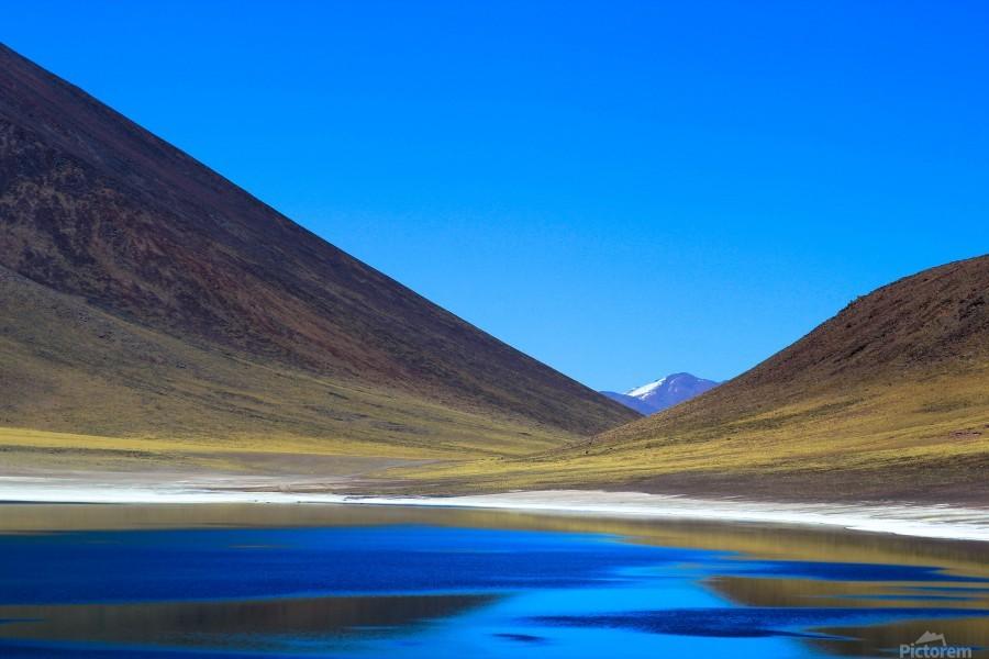 Laguna Meñiques  Print