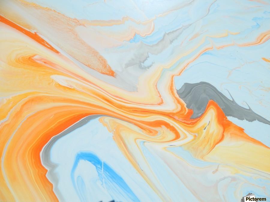FIRESPEAR  Print