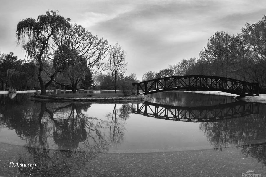 Bridge of dreams  Print