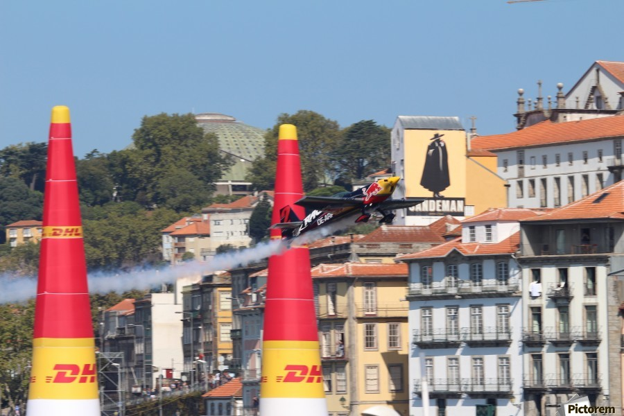 Oporto Red Bull Air Race 2017  Print