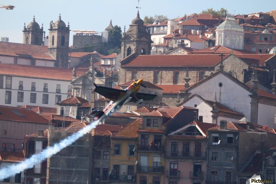 Oporto Red Bull Air Race 2017  Print