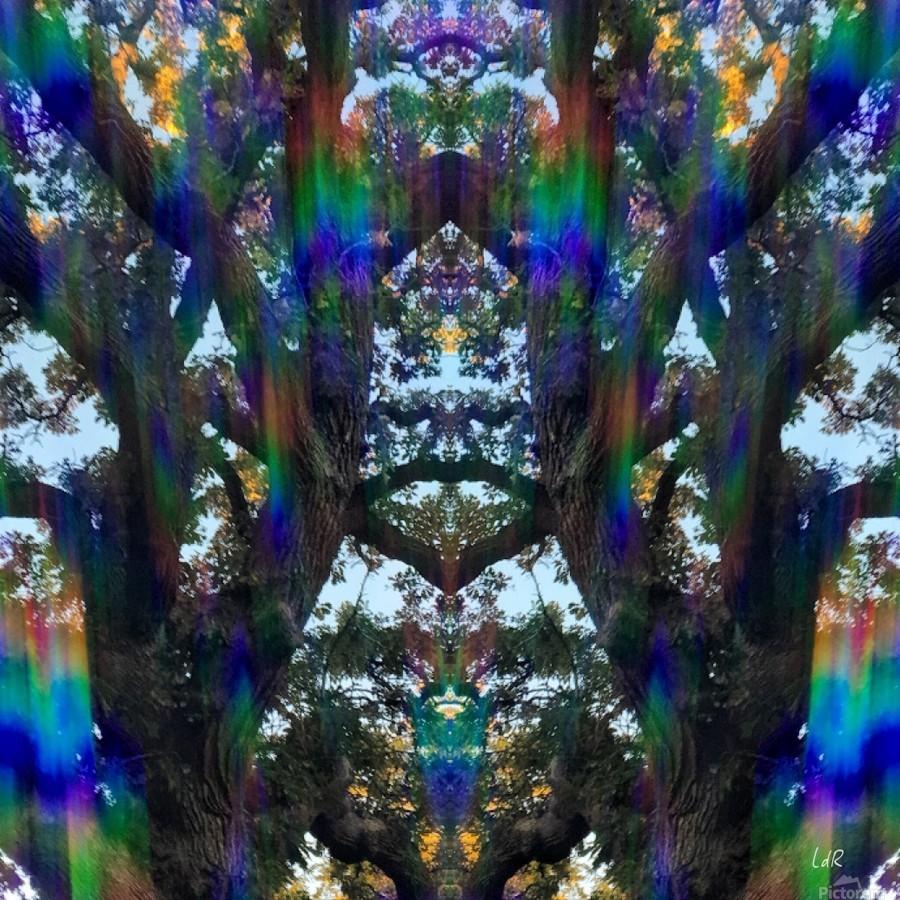 Tree Family  Print
