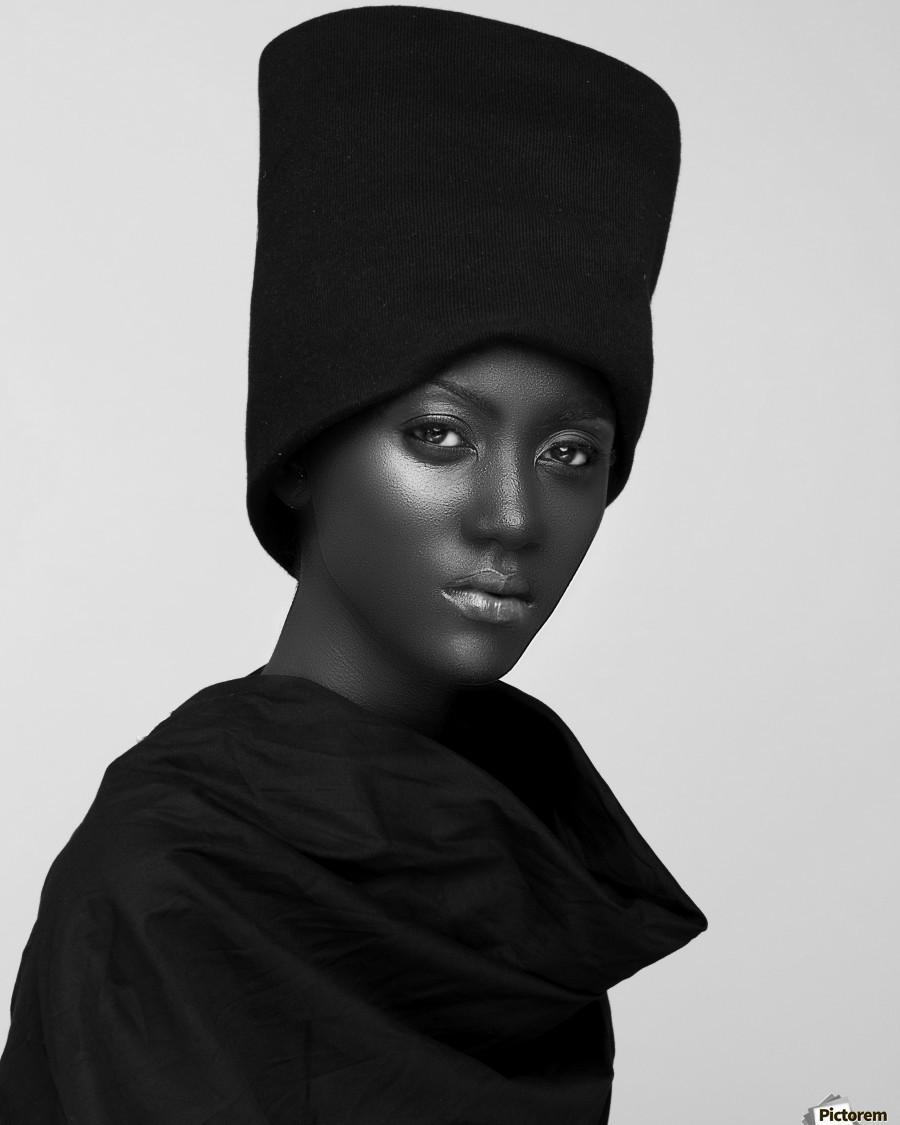 hat  Print