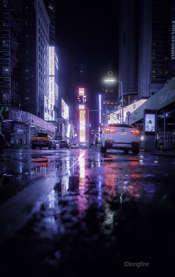 Welcome to Night City  Print