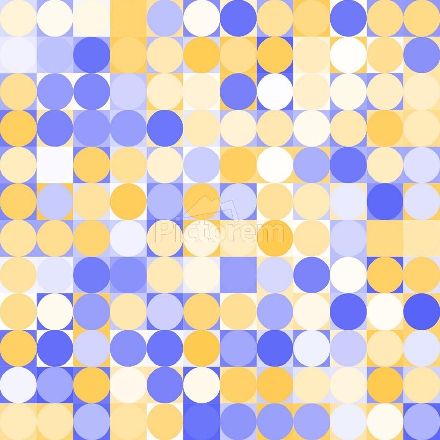 Geometric Art pattern  Print