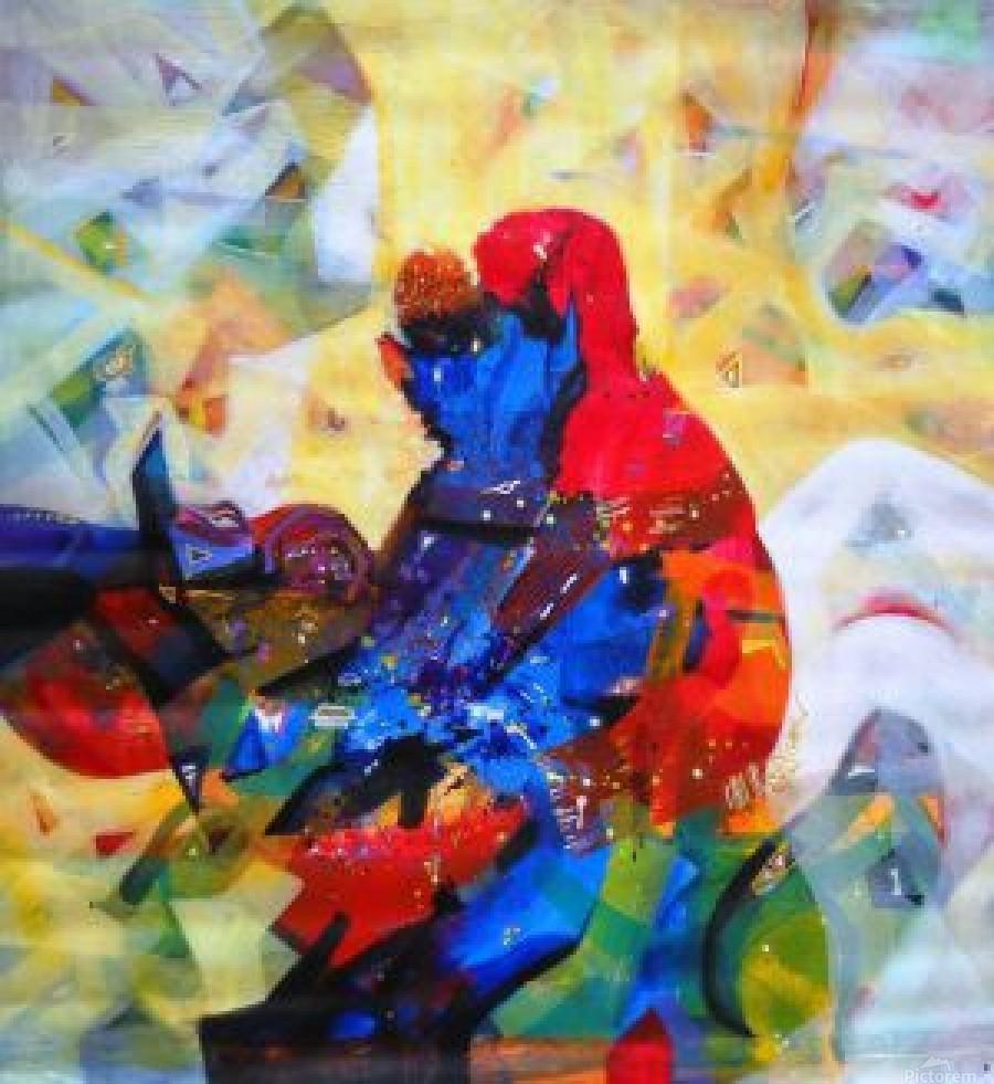 love 2  Print