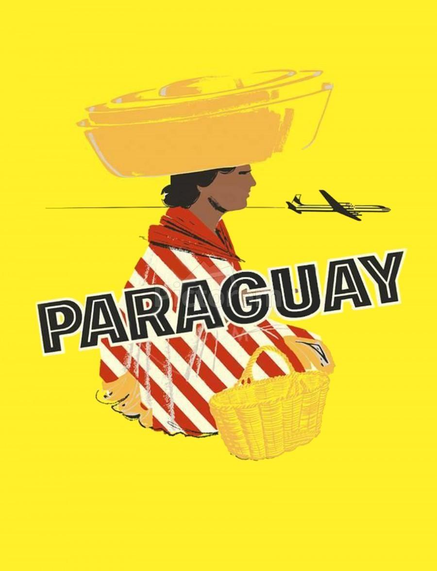 Paraguay  Print