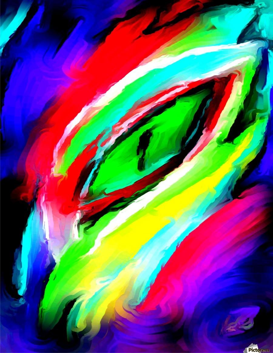 eyee  Print