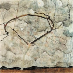 Egon Schiele - Winter Tree  Print