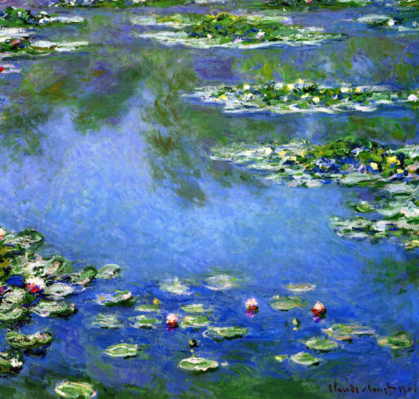 Water Lilies  Imprimer