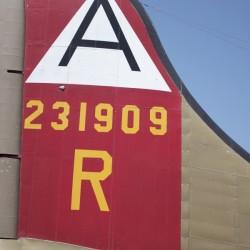 B-17 Tail