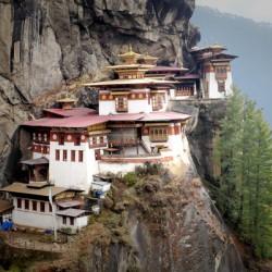 Monastery Buthan