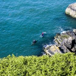 Adventure in Howth Ireland
