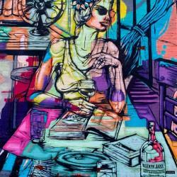 Graffiti Glam