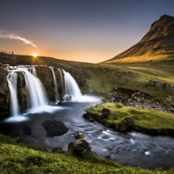 Fairy-Tale Countryside in Iceland