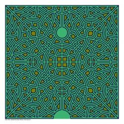 Maze 2854