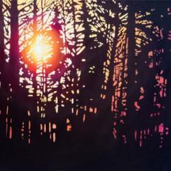 Northern Sunset II